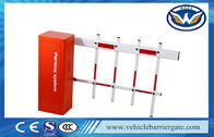 Road Barrier Gate Operator Parking Traffic Barrier Boom Gate Disesuaikan Warna