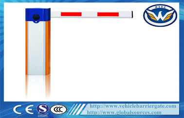 Cerdas Boom Automatic Barrier Gate Rustproof untuk Car Park