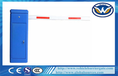 Cina Lingkaran Detector RFID Lalu Lintas Barrier Gate Access Control Systems Barrier Arm Gerbang Distributor