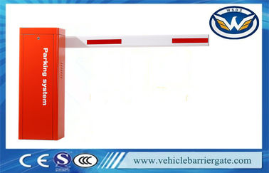 Cina Customed Swing Out Barrier Gate Operator 1.8s 3s 6s Dengan Lengan 6M Lurus pabrik