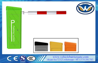 AC90V ~ AC264V Solar Power Automatic Barrier Gate Boom Gates Garansi 2 Tahun