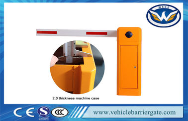 Parkir listrik Gates Boom Lot Arm Barrier Gate System / Car Park